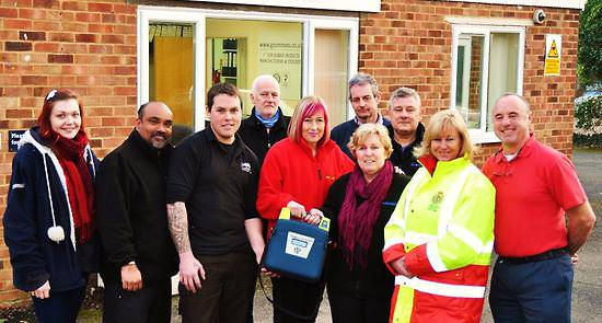 Heart Defibrillator 